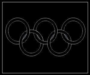 المان اتوکدی آرم المپیک (رایگان)