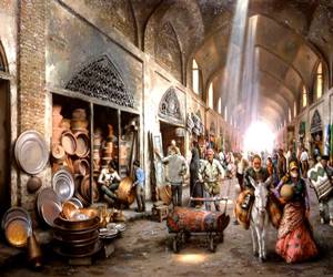 پاورپوینت مطالعات بازارهای ایرانی
