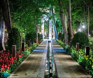 پاورپوینت مطالعات انواع باغ های ایرانی
