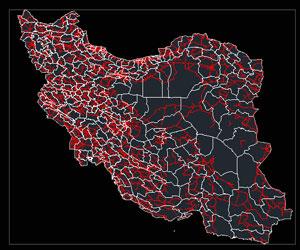 دانلود رایگان نقشه اتوکد ایران