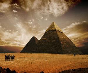 پاورپوینت مطالعات اهرام مصر