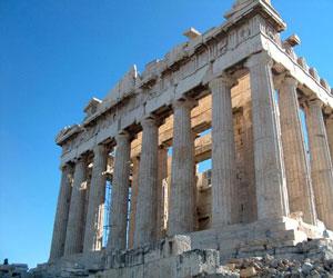 پاورپوینت مطالعات معماری یونان باستان