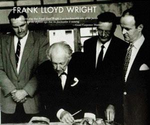 بیوگرافی و آثار معمار فرانک لويد رايت Frank Lloyd Wright architect