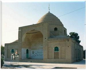 مرمت و مطالعات امامزاده یحیی به صورت پاورپوینت