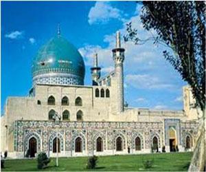 پاورپوینت مسجدجامع گوهرشاد مشهد