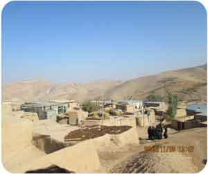 پاورپوینت پروژه روستای سراب (خراسان رضوی)