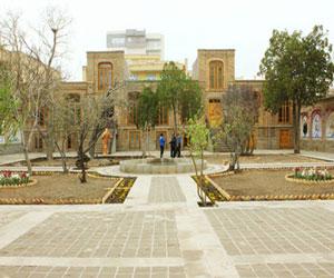 پروژه طرح مرمتی خانه ی پروین اعتصامی