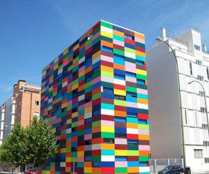 پاورپوینت طراحی نماهای ساختمان گویای کلاس کاری و توع فعالیت